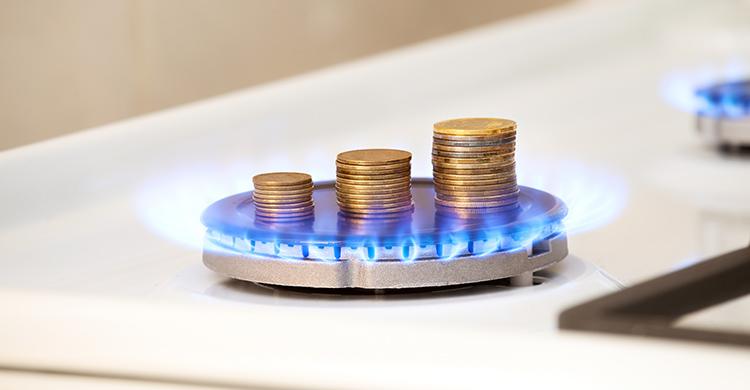 Lissage des tarifs réglementés de vente du gaz naturel