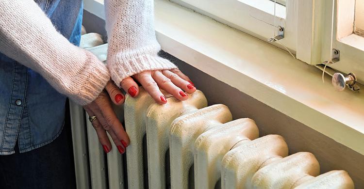 Chauffage en hiver: 6 choses à faire et à ne pas faire