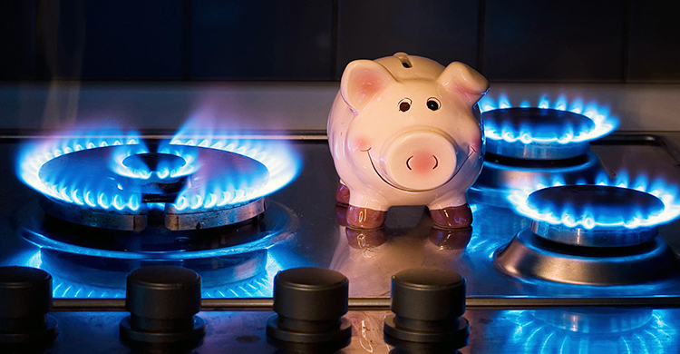 Les prix du gaz s'envolent en octobre: +4,7 % en moyenne