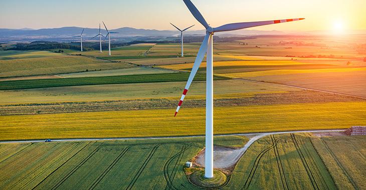 76 % des Français ont une bonne perception de l'énergie éolienne
